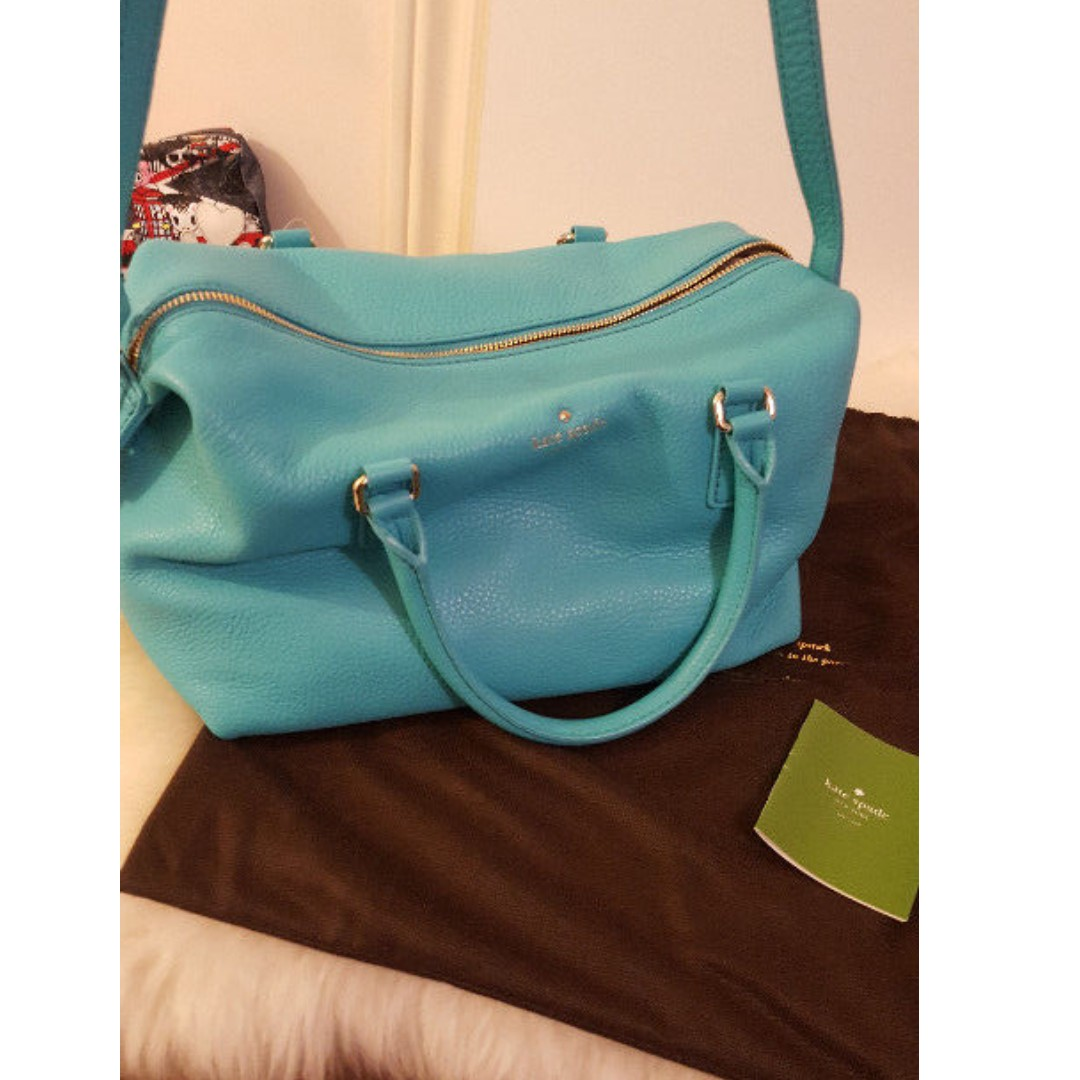 NEW Kate Spade Turquoise Crossbody