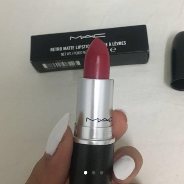 NEW Mac Matte Lipstick