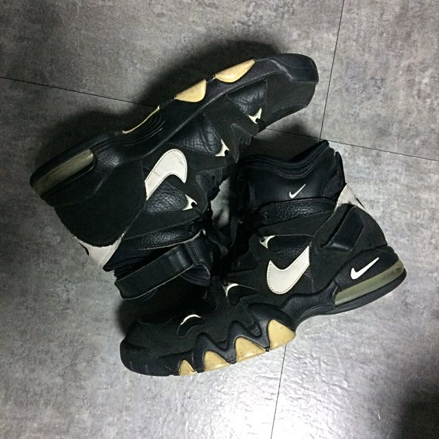 Nike air max 2 strong 巴克利 gd
