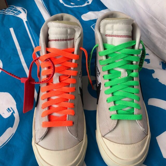 Nike Off White Blazer, US 8