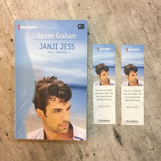 Novel - Jess's Promise (Janji Jess)