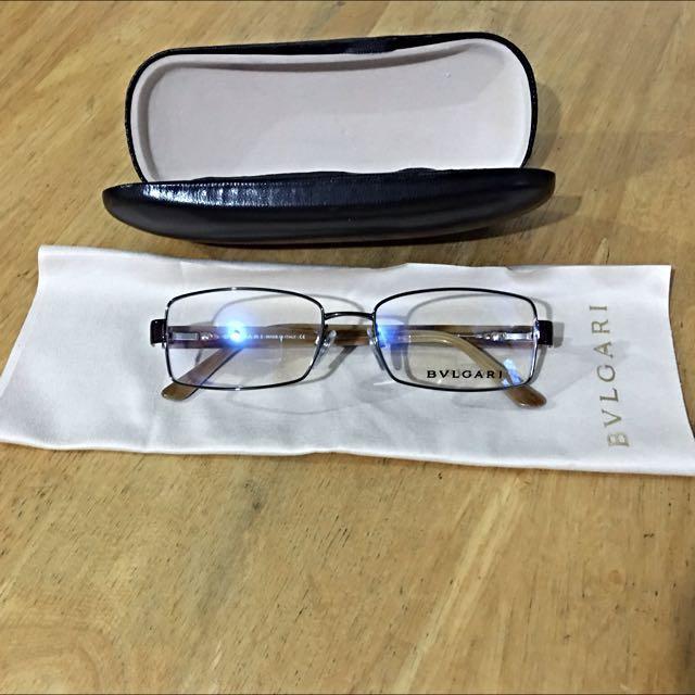 Original Bulgari Eyeglasses