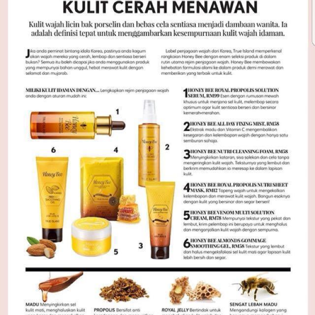 Original Honey Bee Skincare Health Beauty Skin Bath Body