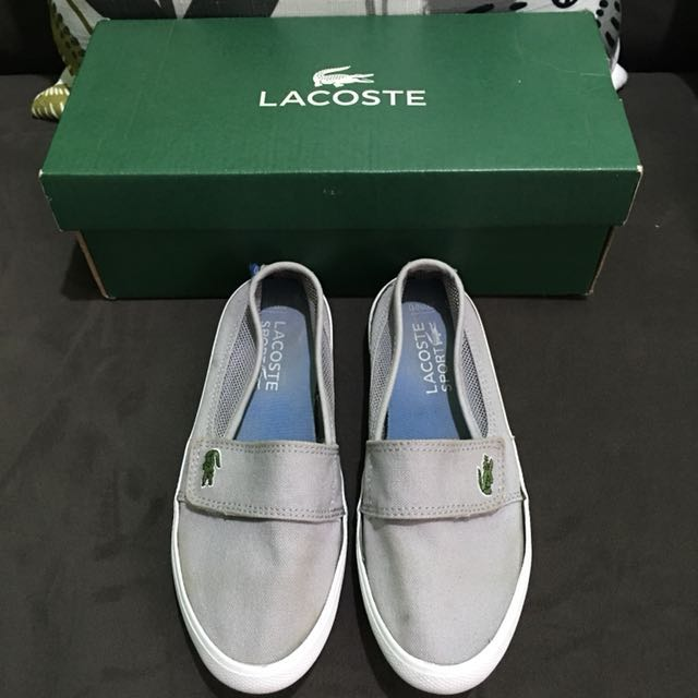 Preloved Lacoste Shoes for Kids