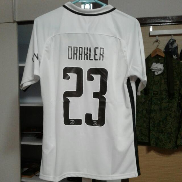 premium selection 7084f f60ba PSG Draxler Jersey, Sports, Sports Apparel on Carousell