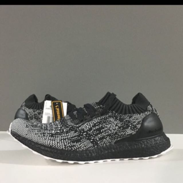 newest collection 87905 e7ef6 SALE] Adidas Ultra Boost Uncaged Triple Black Oreo, Men's ...