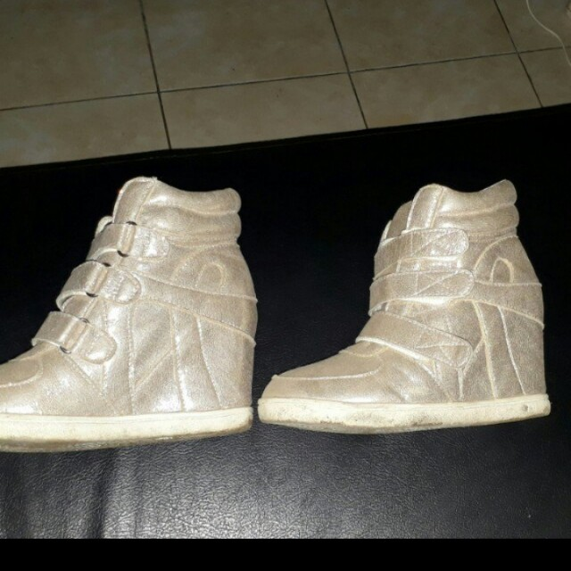 Sneakers wedges size 36 37