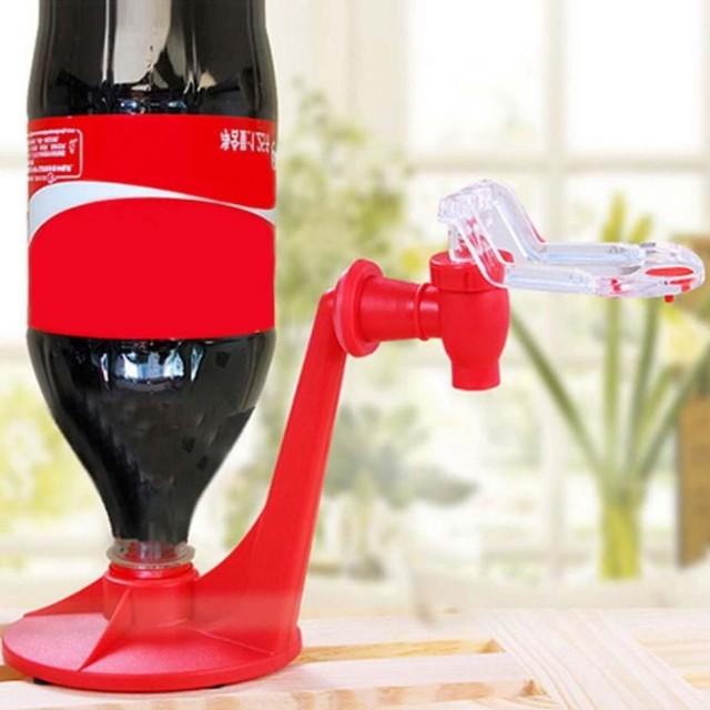 Soda Dispenser Bottle Coke Upside Down Drinking Water Easy