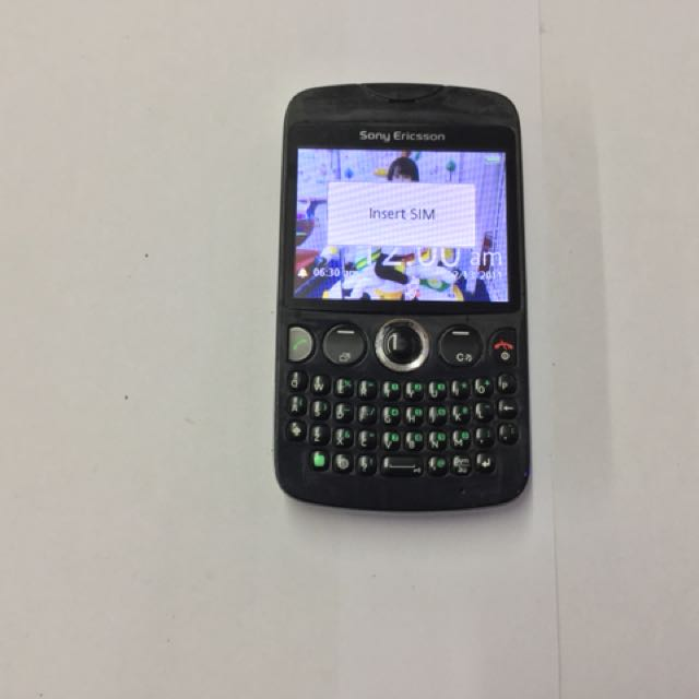 wechat for java sony ericsson ck13i
