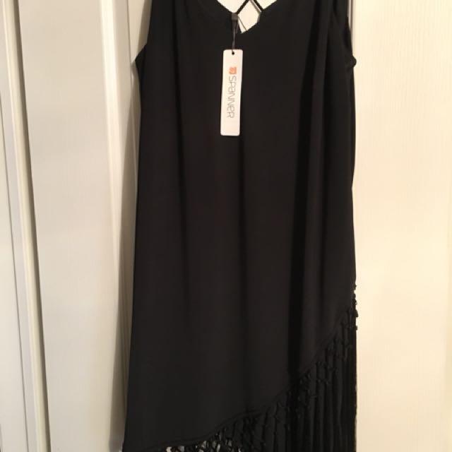 Spanner dress size large