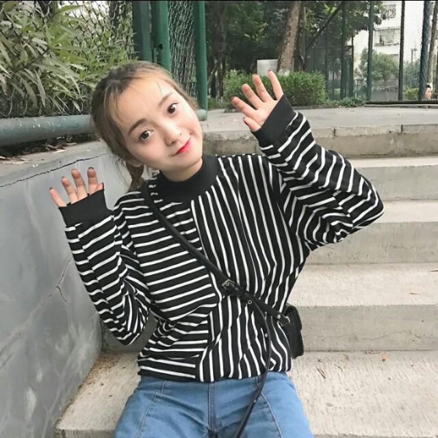 SWEATER STYLE ALA KOREA