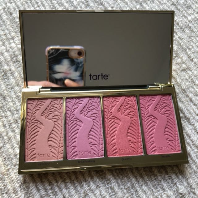 TARTE Limited Edition Blush Bliss Palette NEW