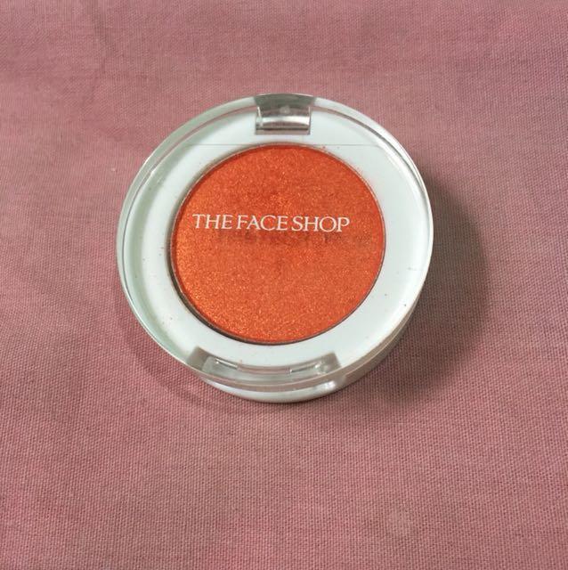 The Face Shop Eyeshadow orange