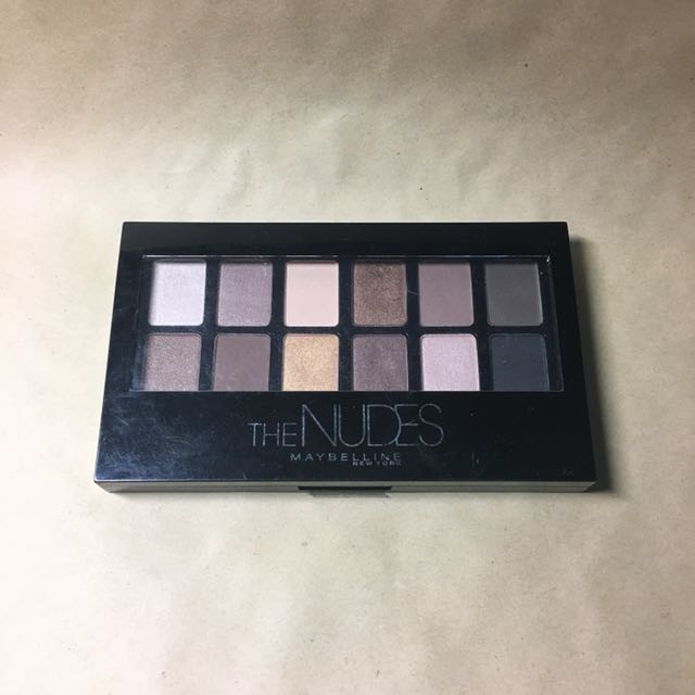 The Nudes by Maybelline