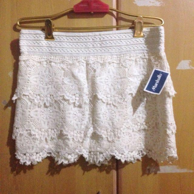 US Crocheted Skirt