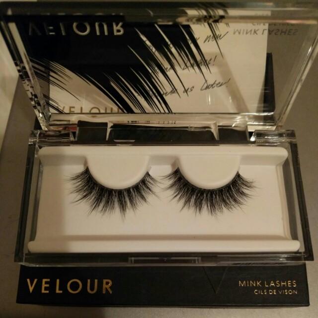 Velour lashes - serendipity