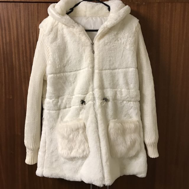 Winter Faux Fur Jacket