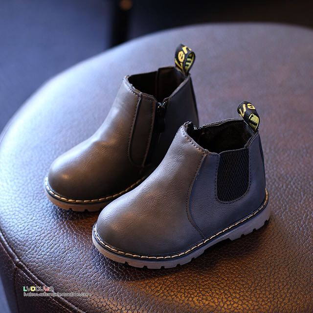 Winter Martin Boots for Baby 1.5-3 years old