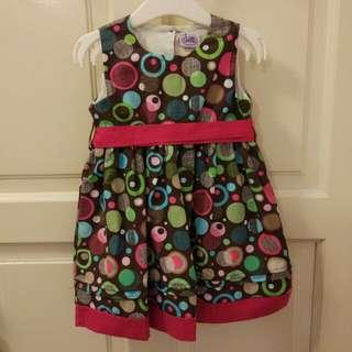 Girl dress 18-24M