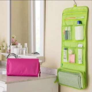 Multifunctional Hanging Foldable Travel Bag