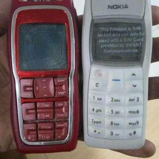 Nokia 3220 a.k.a disko dan nokia 1100 a.k.a pocong