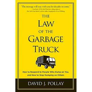 [10% OFF!] The Law of the Garbage Truck