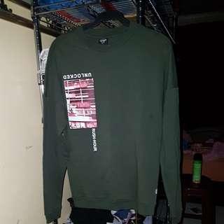 Oxygen Sweater