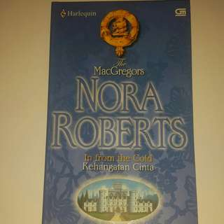 In from the cold by nora roberts