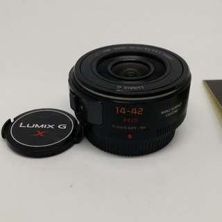 Panasonic x 14-42mm
