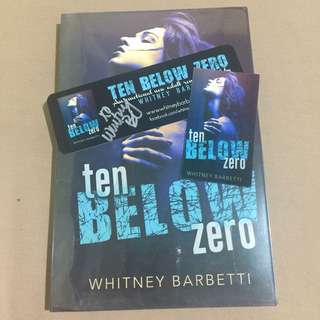 Ten Below Zero by Whitney Barbetti