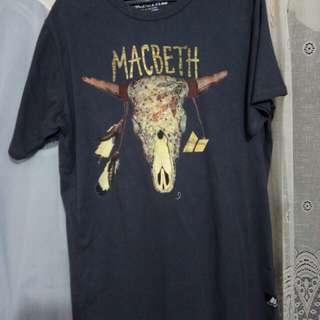 Mens t-shirt Macbeth