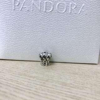 Pandora椰樹串飾