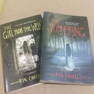 Rin Chupeco Books