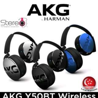 AKG Y50BT Wireless Headphone