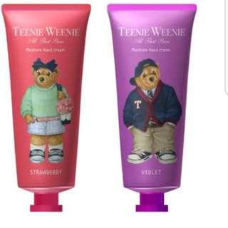 Teenie Weenie Hand Cream - Violet