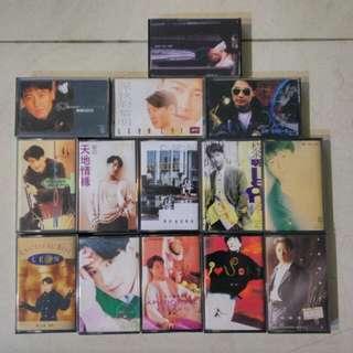 Cassette tape 黎明卡带磁带