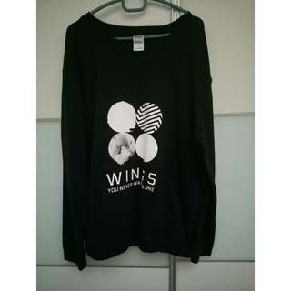 BTS Sweatshirt (2XL)
