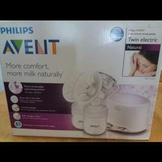 Avent twin Breast Pump
