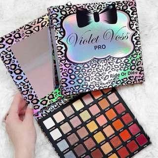VIOLET VOSS RIDE OR DIE PALETTE