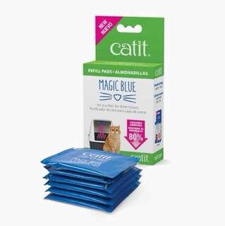 Catit Magic Blue Refill Pads