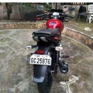 Rousser 180 cc 2014 model
