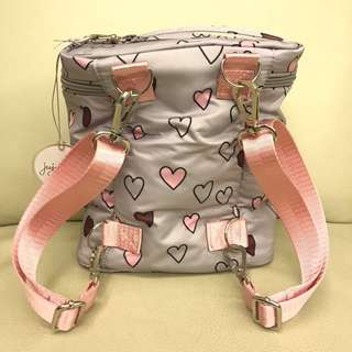 BNWT Jujube Happy Hearts Fuel Cell Jetpack