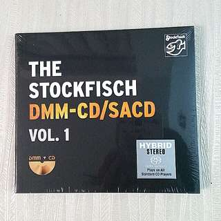 The Stockfisch DMM-CD/SACD Vol. 1
