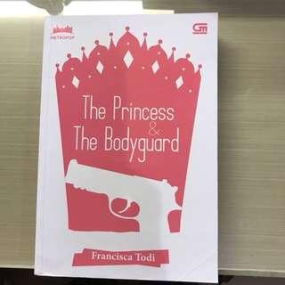 Novel The Princess & The Bodyguard