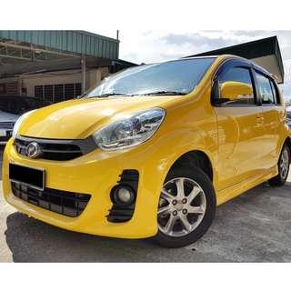 Perodua Myvi 1.5 SE (A) 2014