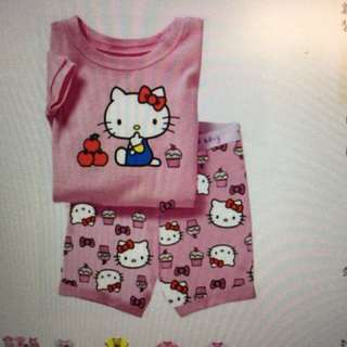 Hello kitty causal set