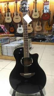 Cicil Gitar Akustik Elektrik Yamaha APX500II Original