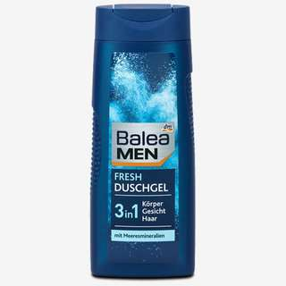 Balea MEN 3in1 Shower Gel - Fresh, by dm🇩🇪