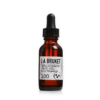 Facial Oil - Carrot + Bergamot, 30ml from LA Bruket