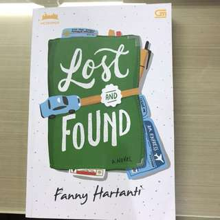 Novel Lost and Found